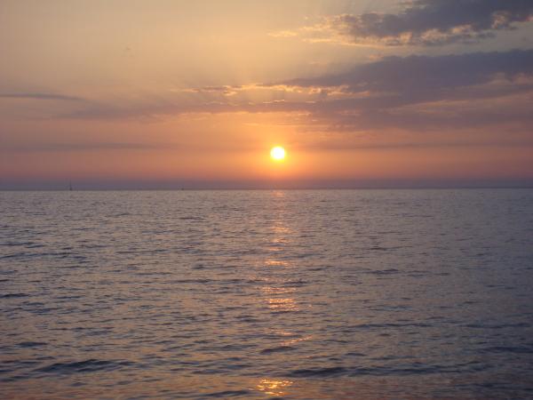 Come capire il mare: riva rettilinea, punte di sabbia e canaloni
