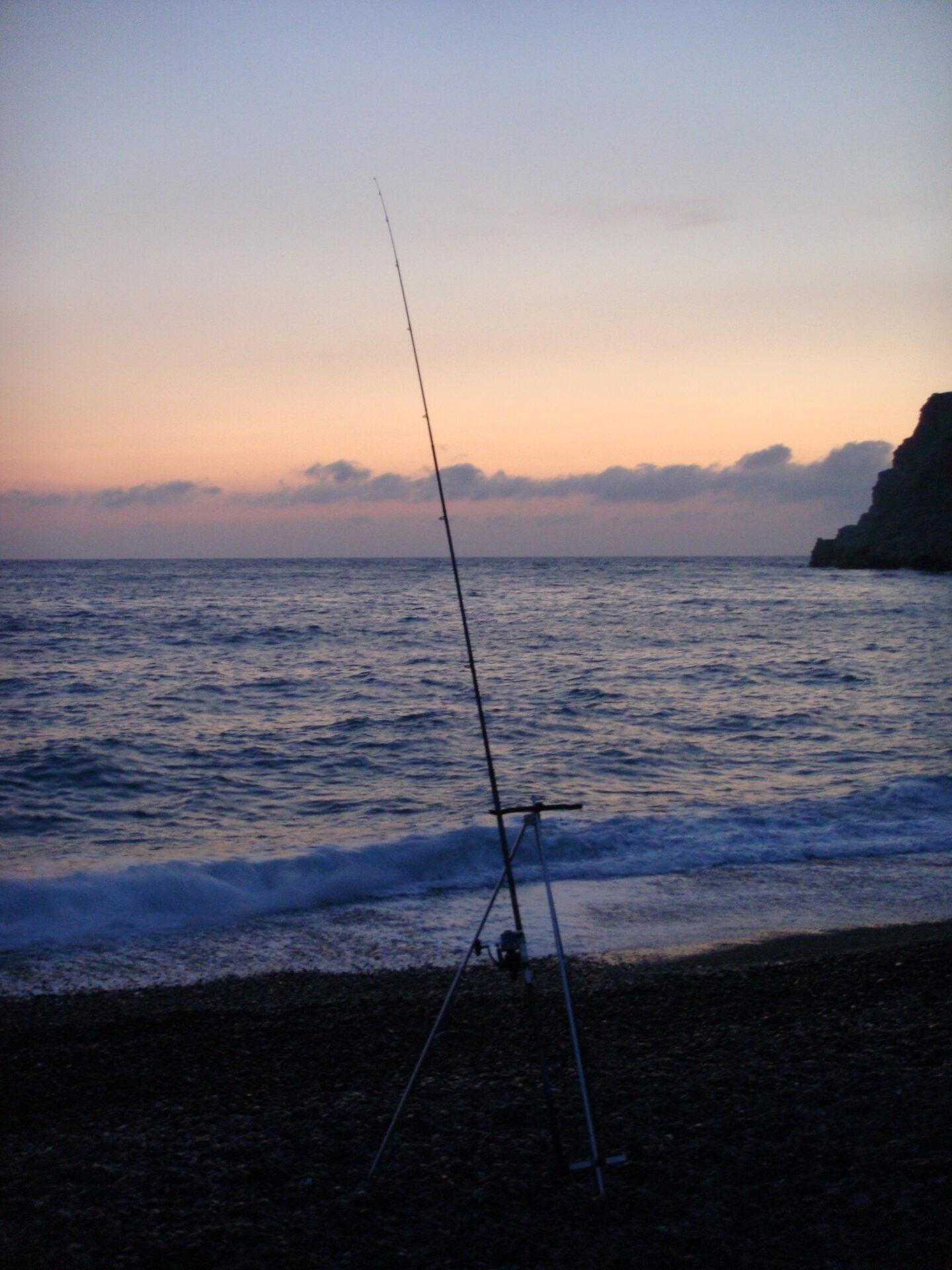Surfcasting Corsica: Marine d'Albo (Corsica)