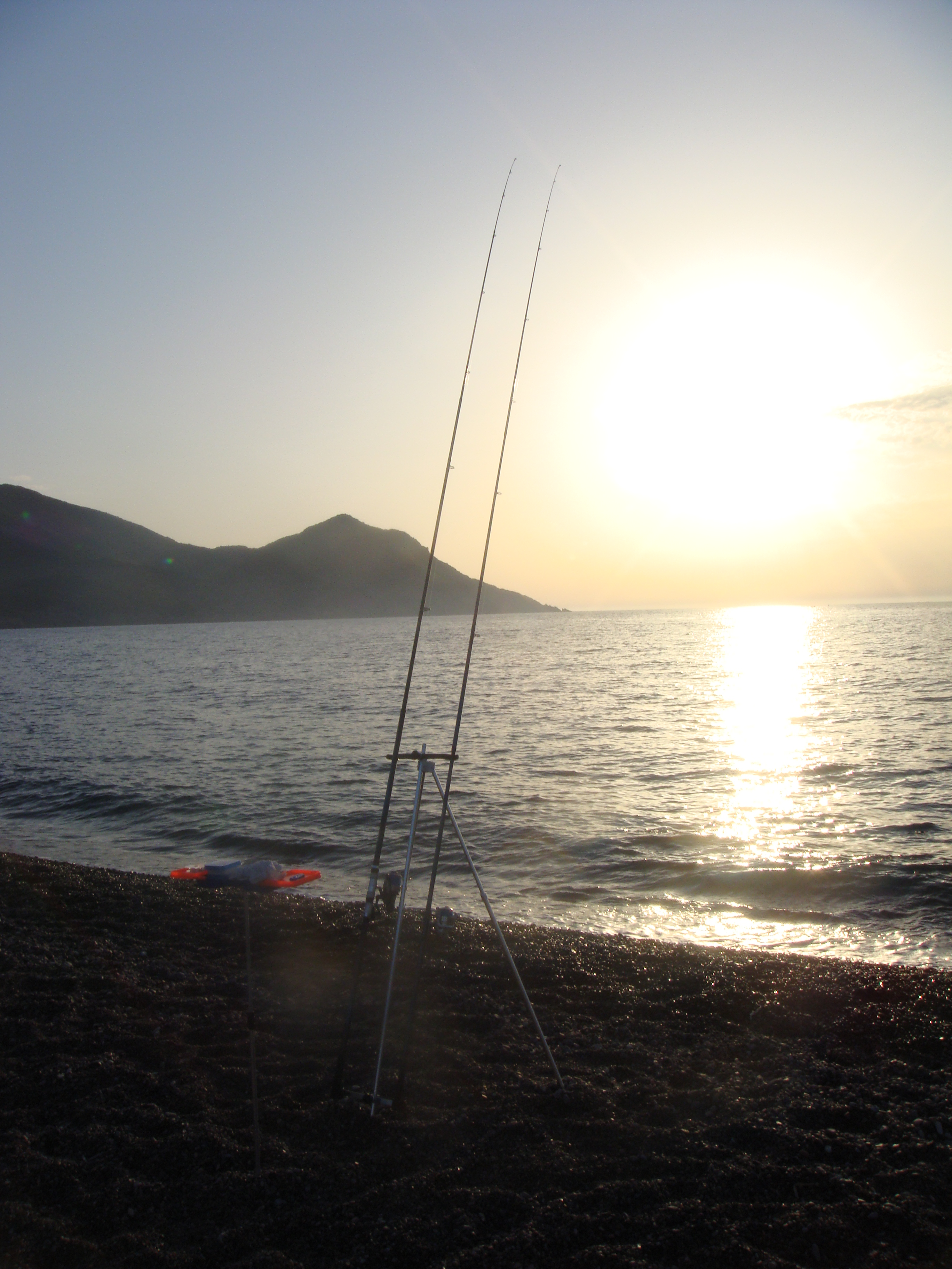 Surfcasting fascino dell'ignoto