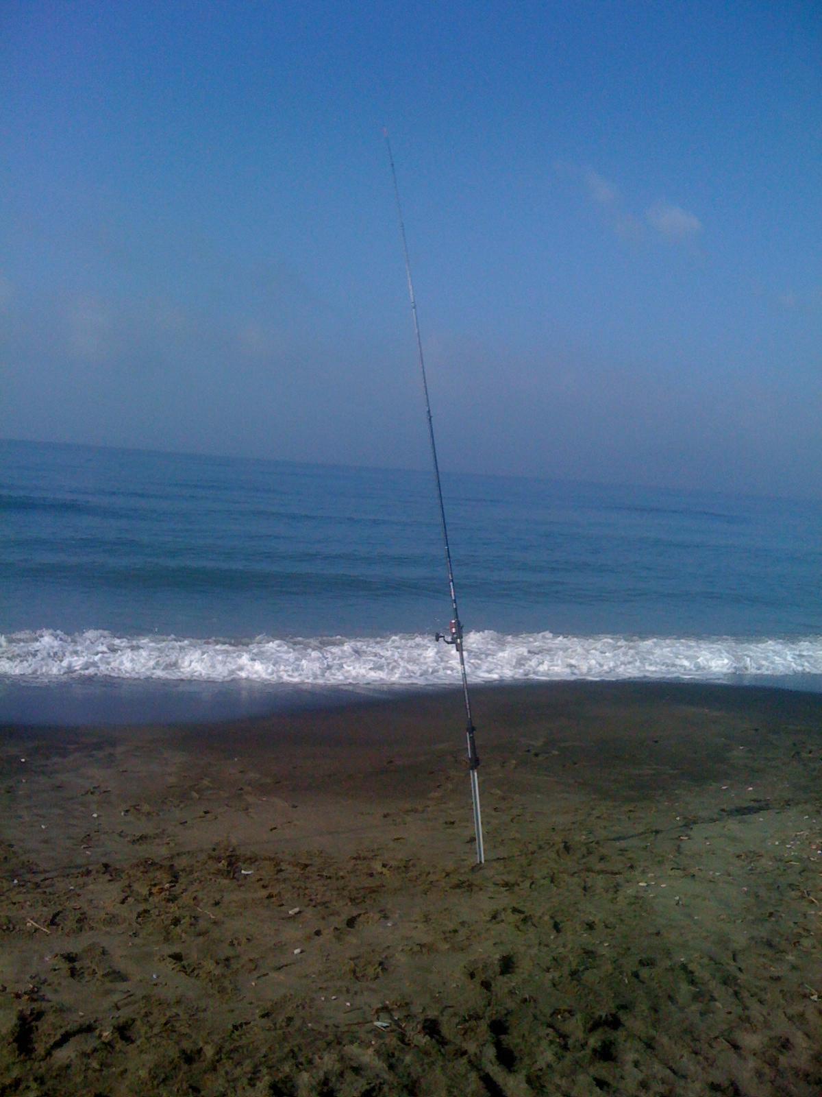 Surfcasting Lazio: Foce Verde