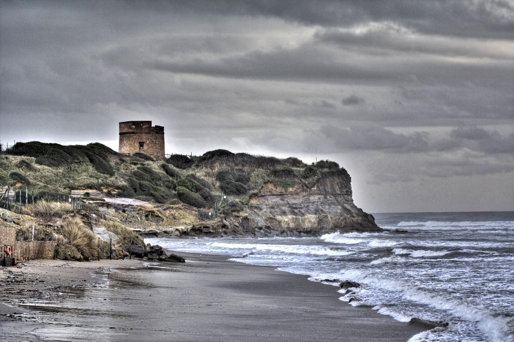 Surfcasting Lazio: Lavinio Lido di Enea