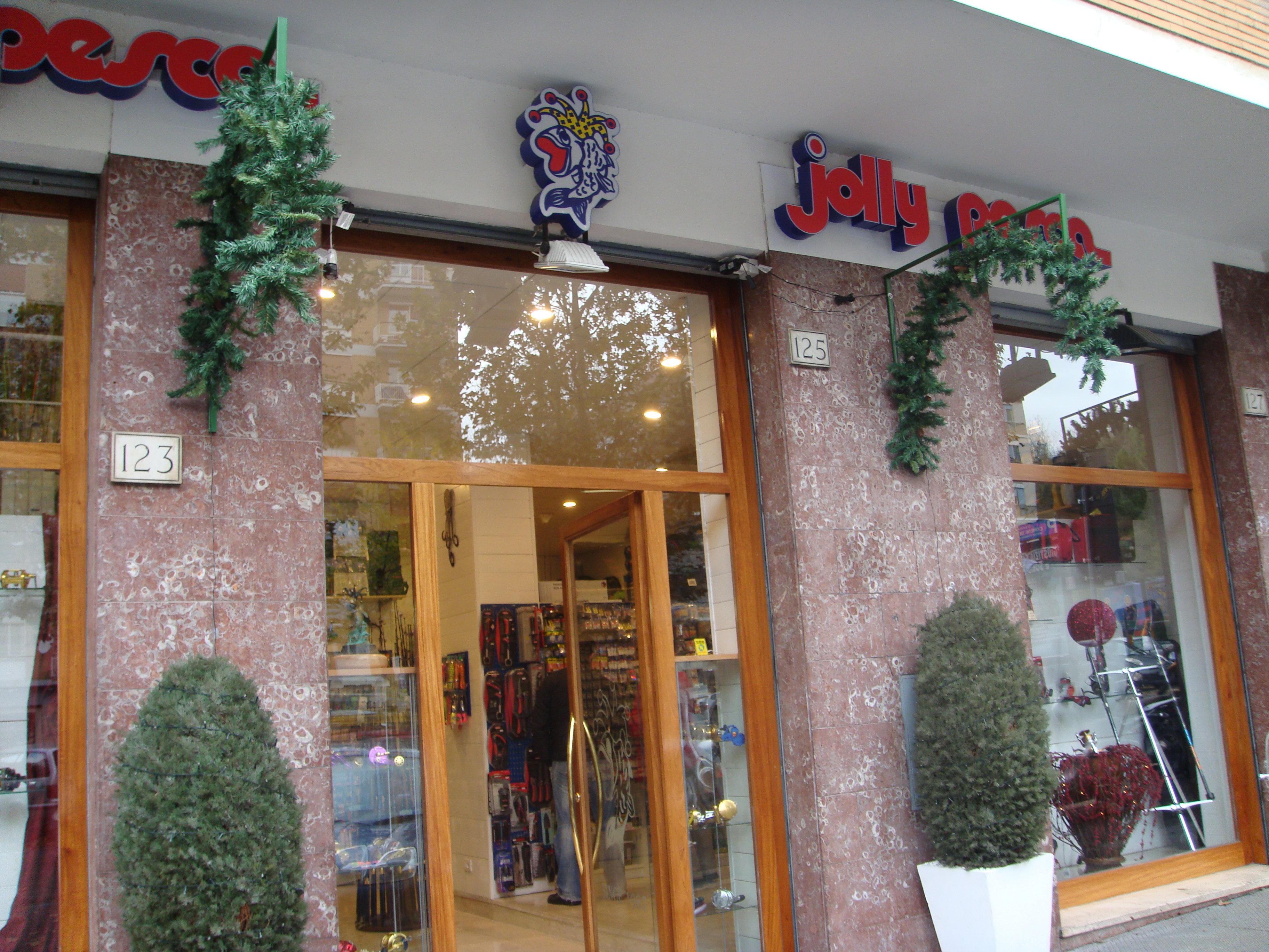 Jolly Pesca: Una seconda casa