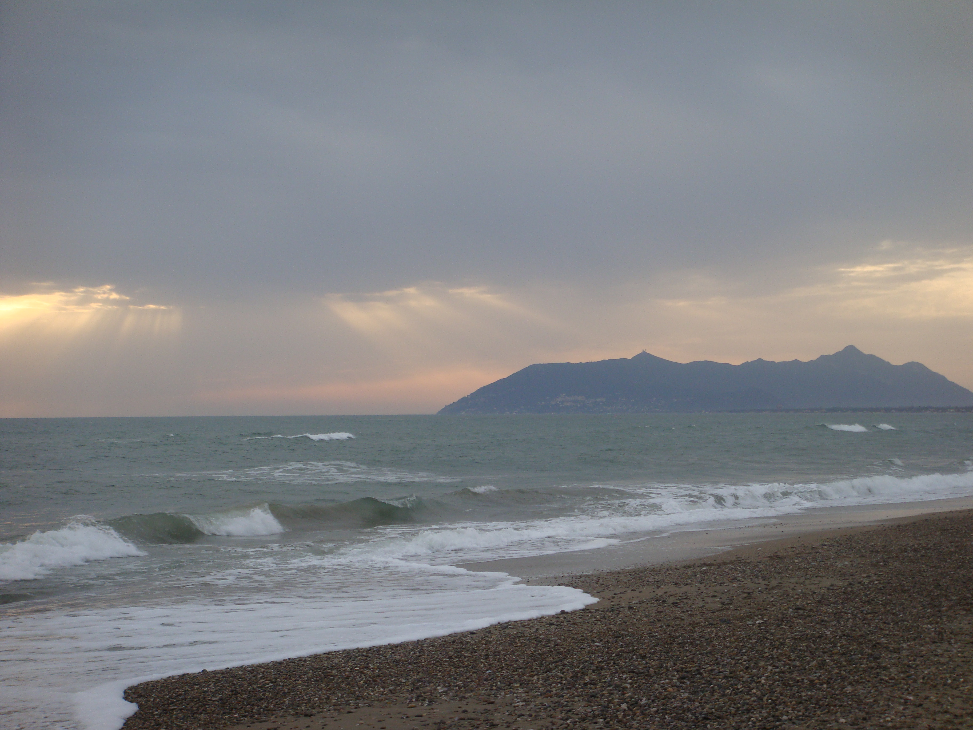 Surfcasting Lazio: Terracina