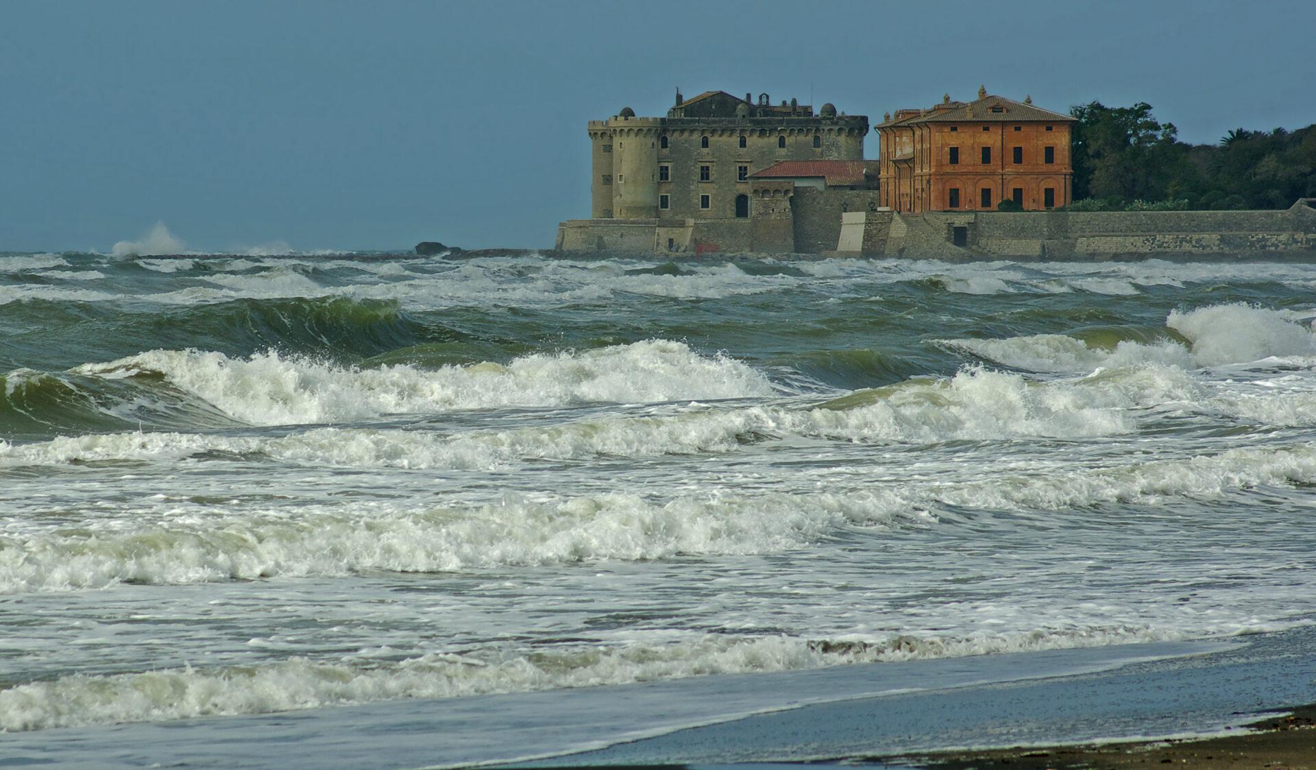 Surfcasting Lazio: Marina di San Nicola