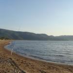 le baie sono punti riparati dove il mare rimane sempre calmo