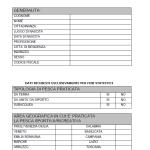 Modulo di registrazione pagina 1