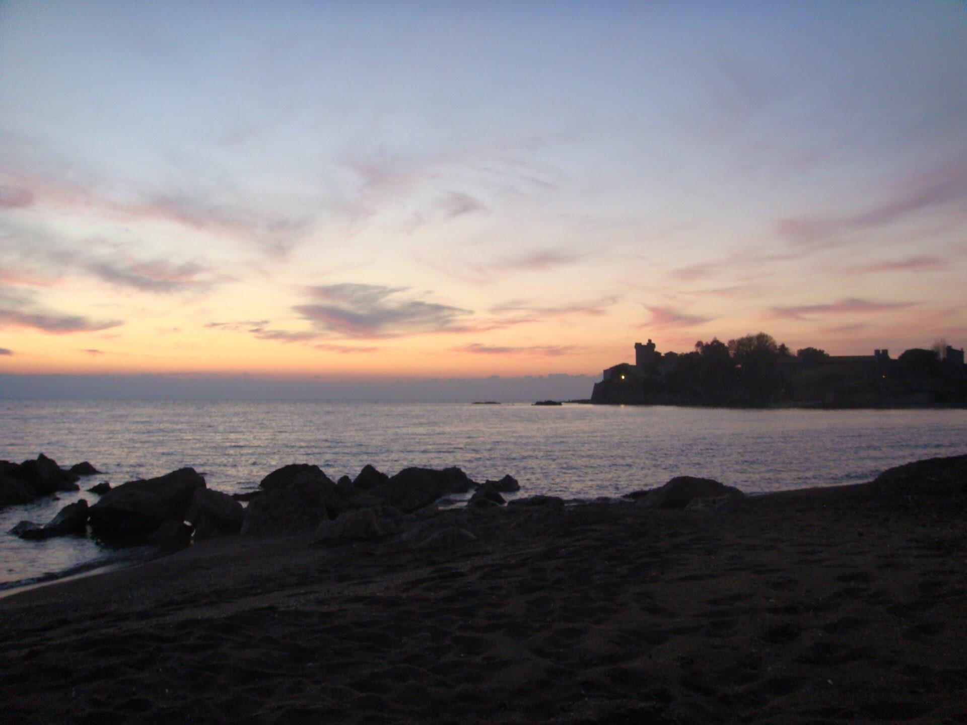 Surfcasting Lazio: Santa Severa