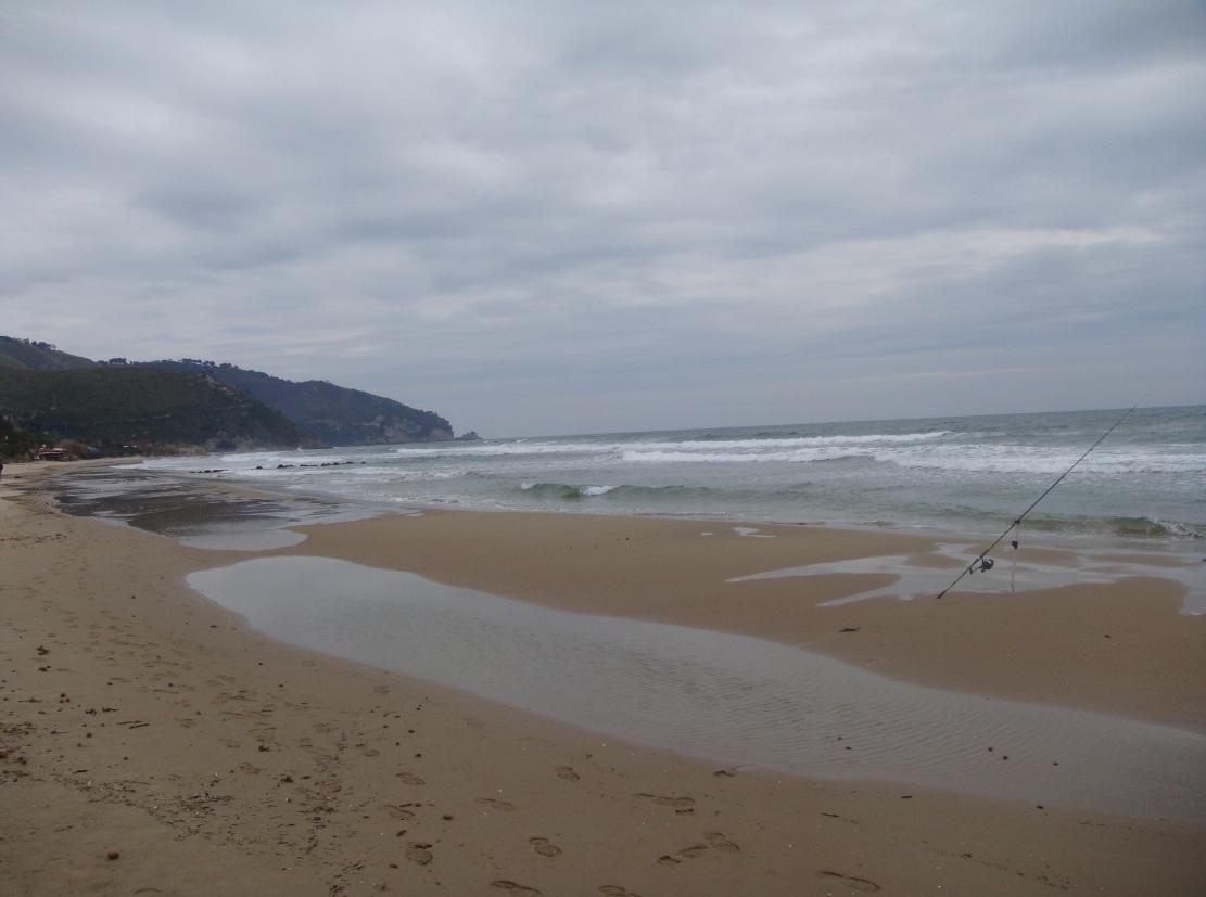 Surfcasting Lazio: Sperlonga