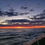Contare le onde per sapere se è un buono momento per il surfcasting