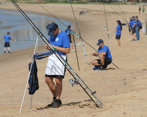 Calendario gare surfcasting e lancio tecnico 2011