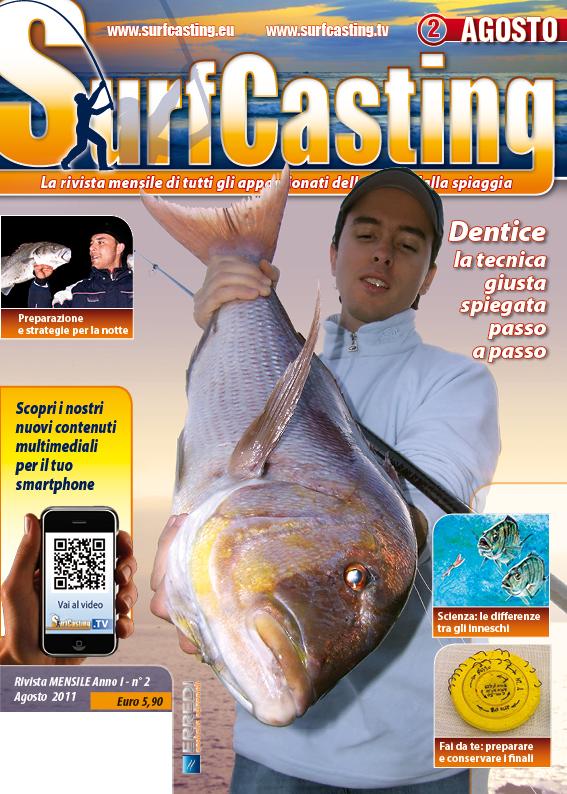 "SurfcastinBlog e la  nuova rivista ""Surf Casting"""
