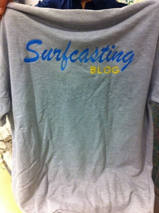 Maglietta surfcastingblog