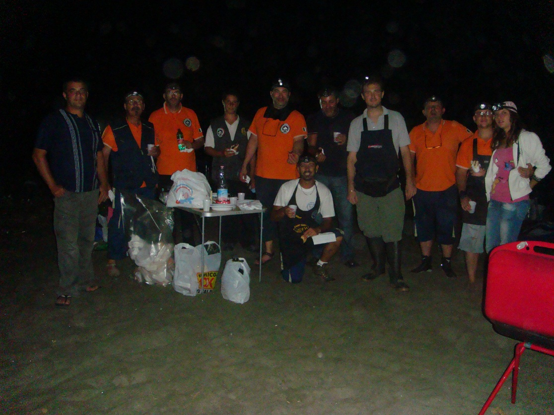 Gara sociale Surf Casting Crew