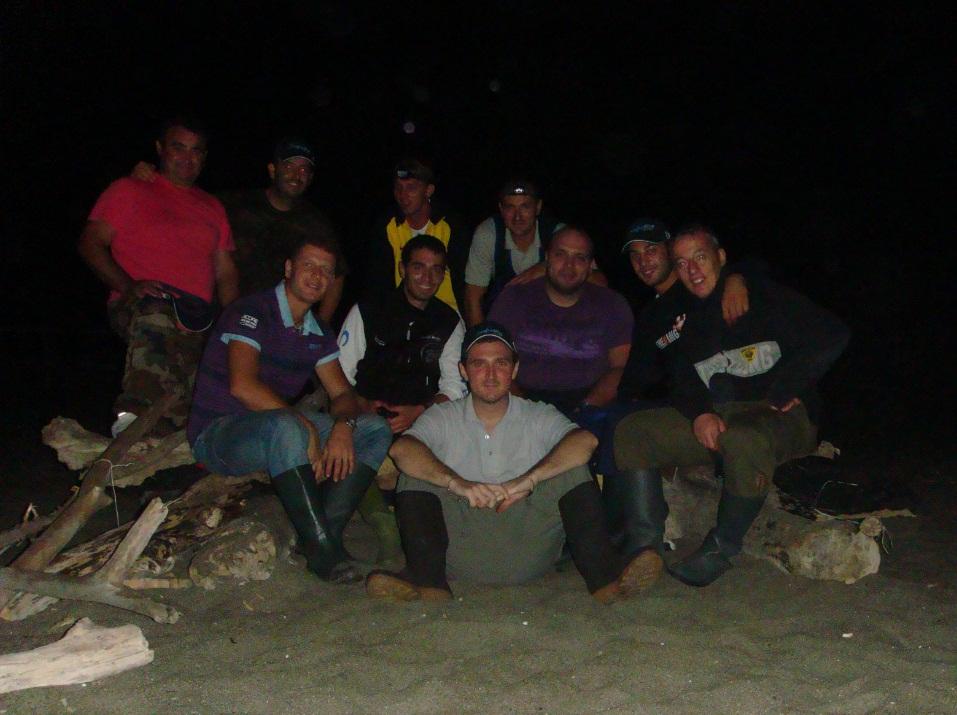 Cronaca del primo raduno di SurfcastingBlog