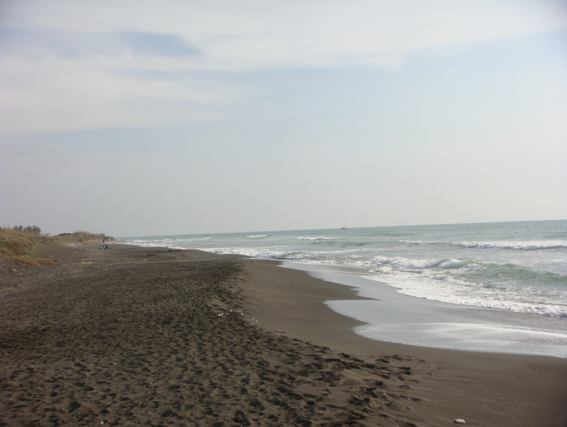 Surf casting Ladispoli tra scogli, incagli e saraghi
