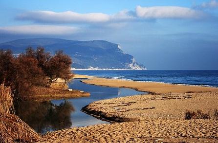 Surfcasting Marche: Foce Musone (Porto Recanati)