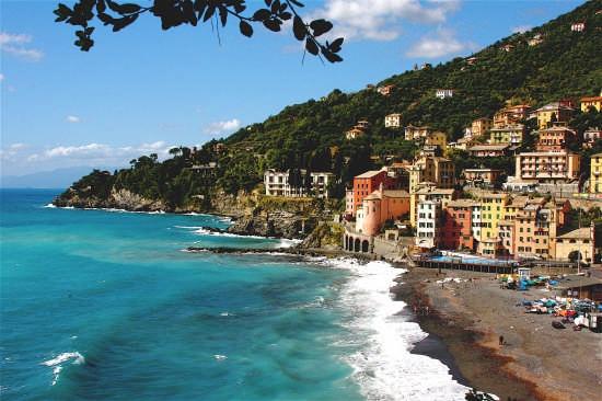 Surfcasting Liguria: Sori