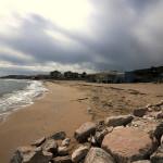 Casal Bordino lido si trova in abruzzo ed è una buona spiaggia per il surfcasting