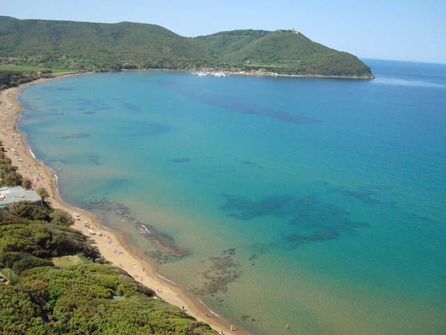 Surfcasting Toscana: Baratti