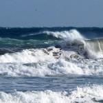 Il maestrale crea le condizioni adatte per il surfcasting