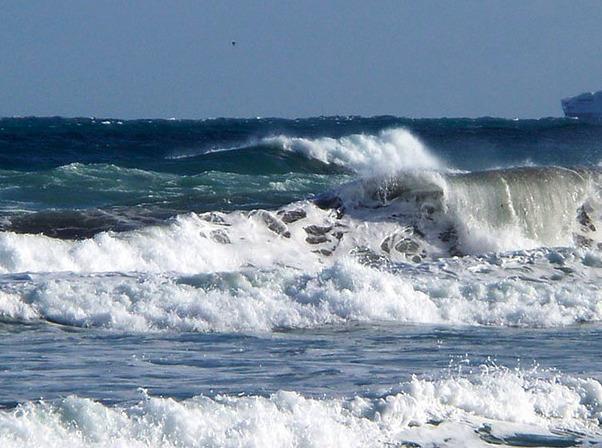 Surfcasting con maestrale