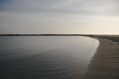 La spiaggia di lido riccio è un ottimo punto per praticare surfcasting