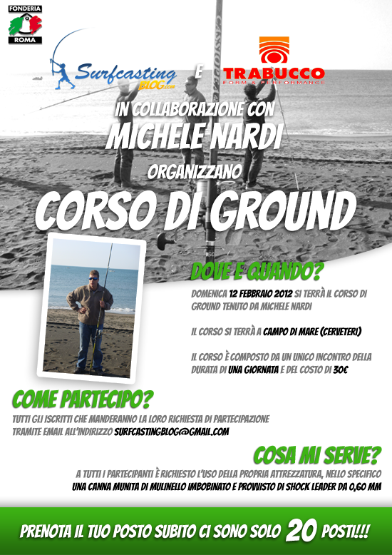 Corso di Ground con Michele Nardi