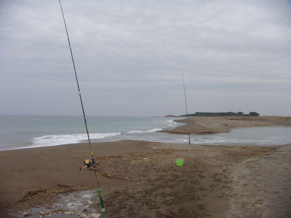 Pesca con il vivo