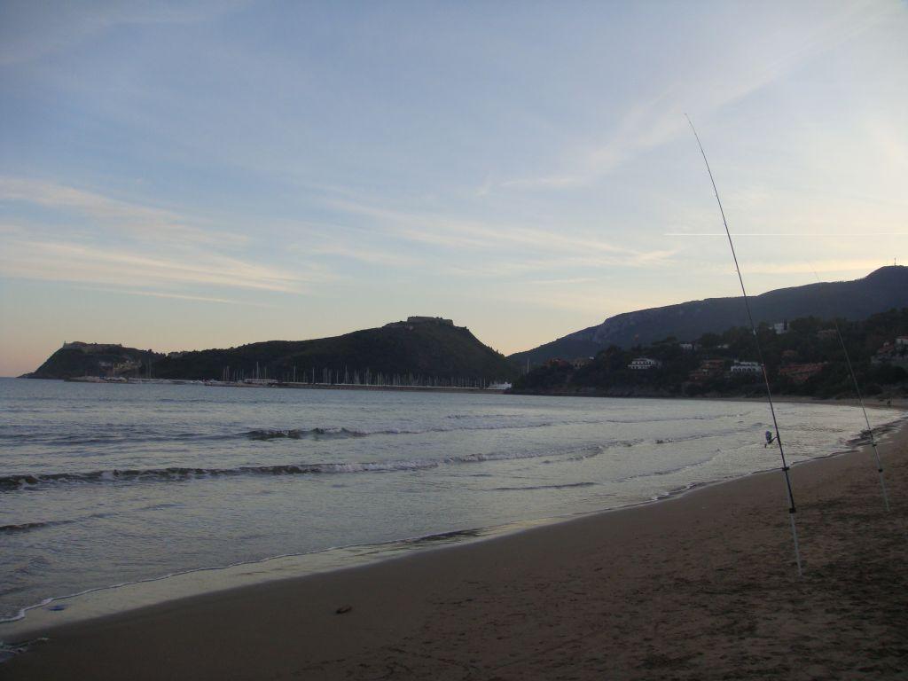 Pesca a fondo in Feniglia, tra mormore e contrattempi!