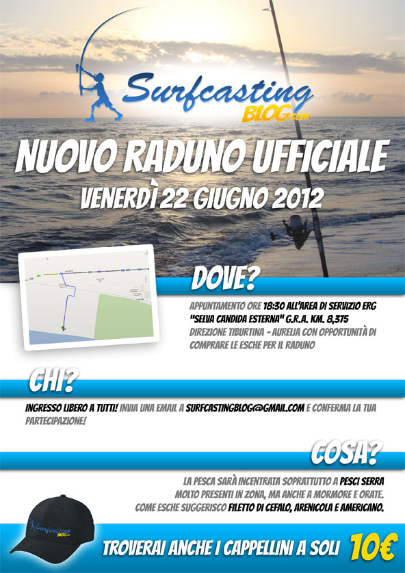 raduno surfcastingblog