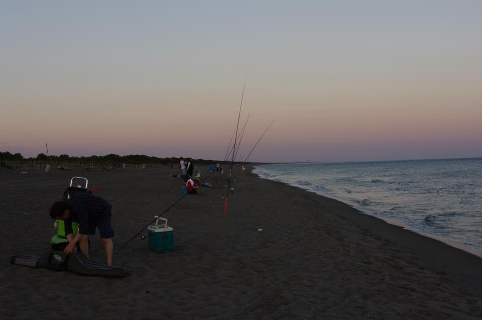 canne pronte al raduno di surfcasting blog