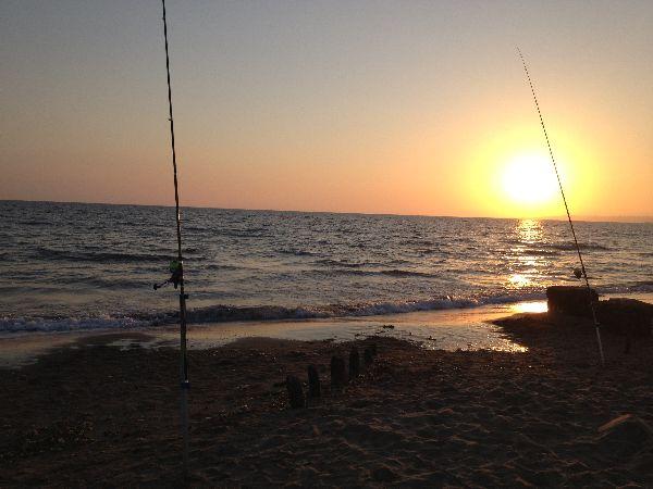 pesca a fondo torre flavia