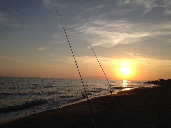 surfcasting, spinning, beach ledgering… tutto in una settimana!