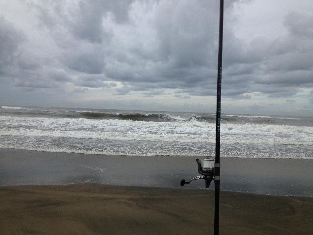 Come affrontare il mare mosso a surfcasting