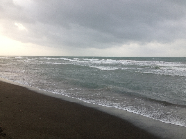Surfcasting nel canalone
