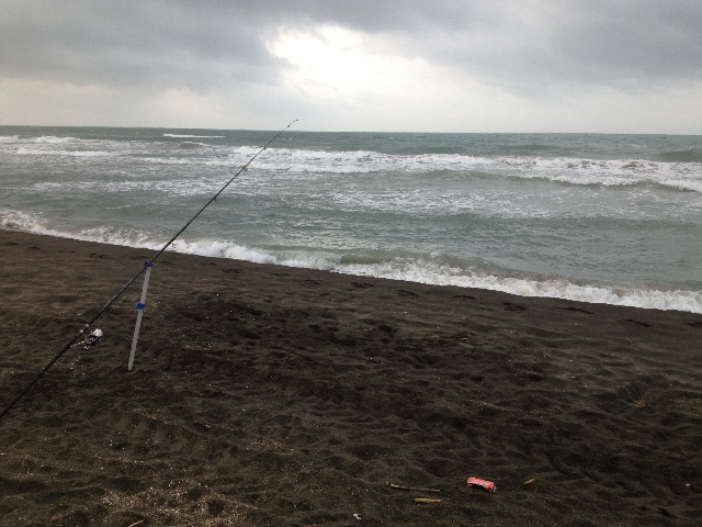 foto canalone surfcasting