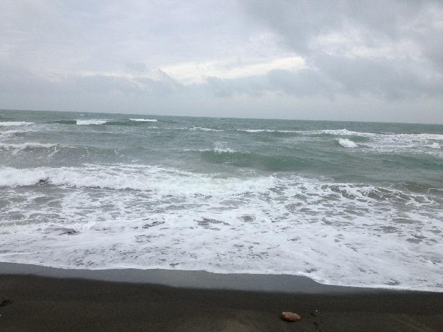 Surfcasting alla ricerca del pesce