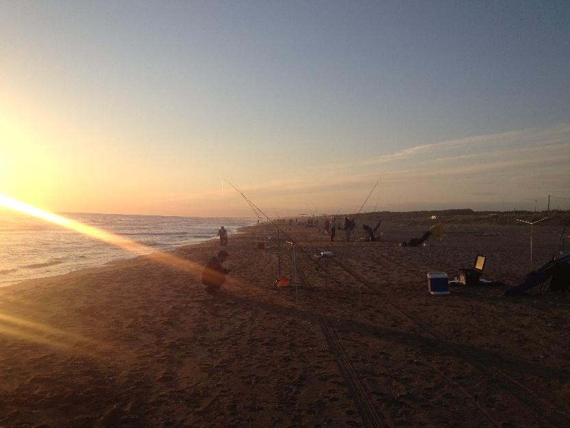 Provinciale surfcasting Roma 2014 prima prova001