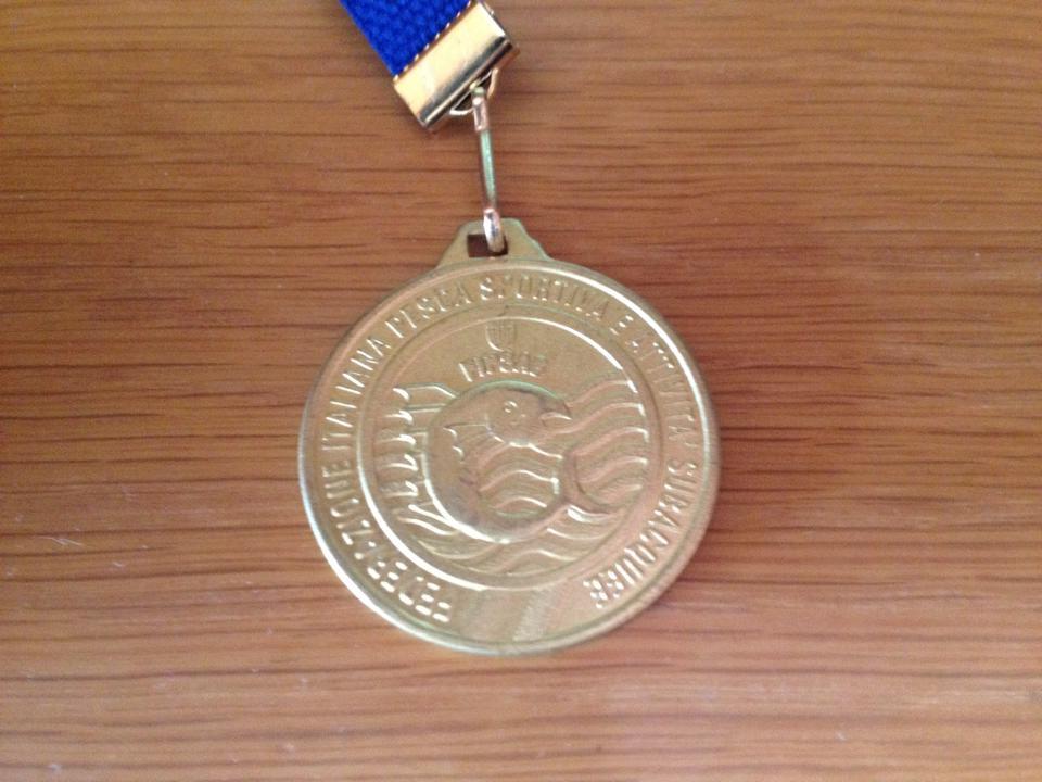 Campionato provinciale di surfcasting Roma 2014: classifica prova di recupero