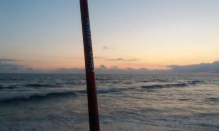 Surfcasting: Seconda prova provinciale di Roma 2019